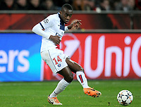 Fotball<br /> 18.02.2014<br /> Foto: Witters/Digitalsport<br /> NORWAY ONLY<br /> <br /> Blaise Matuidi (Paris)<br /> Fussball, Champions League, Achtelfinale Hinspiel, Bayer 04 Leverkusen - Paris Saint-Germain 0:4