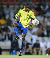 Fotball<br /> Confederation Cup 2003<br /> Juan - Brasil<br /> Foto: Matthias Hangst, Digitalsport