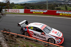 October 7, 2018 - Bathurst, NSW, U.S. - BATHURST, NSW - OCTOBER 07: Garth Tander / Chris Pither in the Wilson Security Racing GRM Holden Commodore through the esses at the Supercheap Auto Bathurst 1000 V8 Supercar Race at Mount Panorama Circuit in Bathurst, Australia. (Photo by Speed Media/Icon Sportswire) (Credit Image: © Speed Media/Icon SMI via ZUMA Press)
