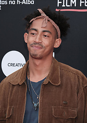 Edinburgh International Film Festival, Friday 30th June 2017<br /> <br /> ACCESS ALL AREAS (WORLD PREMIERE)<br /> <br />  Actor Jordan Stephens (Rizzle Kicks)<br /> <br /> (c) Alex Todd | Edinburgh Elite media