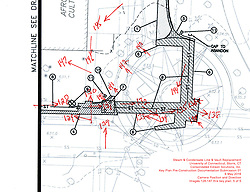 UConn Steam and Condensate Line and Vault Replacement Project. Task No.:001 Pre-Construction Documentation on 5 May 2016 - Key Plan 5 of 5