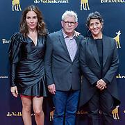 NLD/Utrecht/2019098 - NFF: premiere Grimm re-edit, Halina Reijn,, Alex van Warmerda en Elvira Mínguez