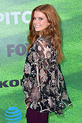 September 13, 2016 - Los Angeles, Kalifornien, USA - Joanna Garcia bei der Premiere der FOX TV-Serie 'Pitch' auf dem West LA Little League Field. Los Angeles, 13.09.2016 (Credit Image: © Future-Image via ZUMA Press)