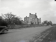 Automobile Association House at Baggot St 23-3-1955 dublin