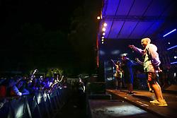 Sifras durante a 25ª edição do Planeta Atlântida. O maior festival de música do Sul do Brasil ocorre nos dias 31 Janeiro e 01 de fevereiro, na SABA, praia de Atlântida, no Litoral Norte do Rio Grande do Sul. FOTO: <br /> Gustavo Granata/ Agência Preview