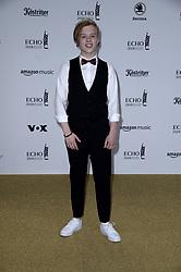 April 12, 2018 - Berlin, Germany - Luke Kelly.Echo Pop Verleihung, Berlin, Germany - 11 Apr 2018.Credit: MichaelTimm/face to face (Credit Image: © face to face via ZUMA Press)