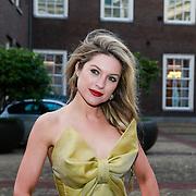 NLD/Amsterdam/20130501- Voque Queensball 2013, Lauren Verster