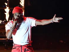 Rapper Kendrick Lamar new home - 4 April 2018