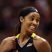 Skylar Diggins, Tulsa Shock, during the Connecticut Sun Vs Tulsa Shock WNBA regular season game at Mohegan Sun Arena, Uncasville, Connecticut, USA. 3rd July 2014. Photo Tim Clayton
