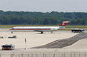 I-SMEV Meridiana McDonnell Douglas MD-82 at Milan - Malpensa