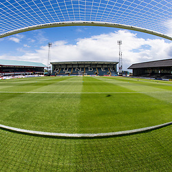 Dundee FC's home ground Dens Park.