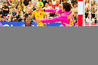 Håndball , 21 Juli 2016 , Ulstein Cup , Frankrike - Spania , Siraba Dembele<br /> <br /> Foto: Marius Simensen, Digitalsport