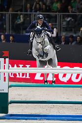 Deusser Daniel (GER) - Cornet d'Amour<br /> Longines FEI World Cupô Jumping Final 2013/2014<br /> Lyon 2014<br /> © Dirk Caremans