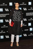 Caroline Issa, Alexander McQueen: Savage Beauty Fashion Gala, Victoria & Albert Museum, London UK, 12 March 2015, Photo by Richard Goldschmidt