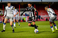 Grimsby Town FC v Colchester United 130321