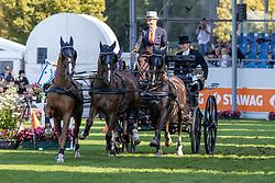 De Ronde Koos, NED, Alino, Bariton, Emir Morocco, Zerino<br /> CHIO Aachen 2021<br /> © Dirk Caremans<br />  19/09/2021