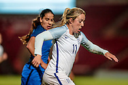 Gemma Davison (England) during the International Friendly match between England Women and France Women at the Keepmoat Stadium, Doncaster, England on 21 October 2016. Photo by Mark P Doherty.