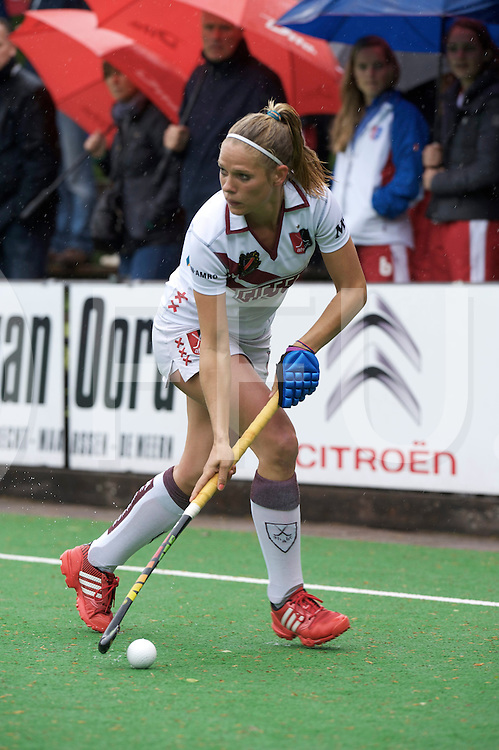 BILTHOVEN - SCHC v Amsterdam Dames<br /> Hoofdklasse dames Play Off<br /> Foto: Verschoor Maria Amsterdam<br /> FFU PRESS AGENCY COPYRIGHT FRANK UIJLENBROEK