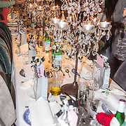 NLD/Amsterdam/20140512 - Uitreiking Nannic Award 2014, tafel