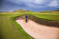 BALMEDIE - Aberdeenshire - Schotland. Trump International Golf Links. Hole 5. COPYRIGHT KOEN SUYK