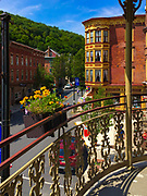 Inn of Jim Thorpe and Broadway, Jim Thorpe, PA