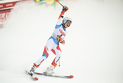 Michelle Gisin (SUI) reacts during 2nd Run of Ladies' Giant Slalom at 57th Golden Fox event at Audi FIS Ski World Cup 2020/21, on January 17, 2021 in Podkoren, Kranjska Gora, Slovenia. Photo by Vid Ponikvar / Sportida