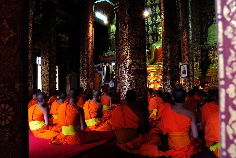 Inside the Wat
