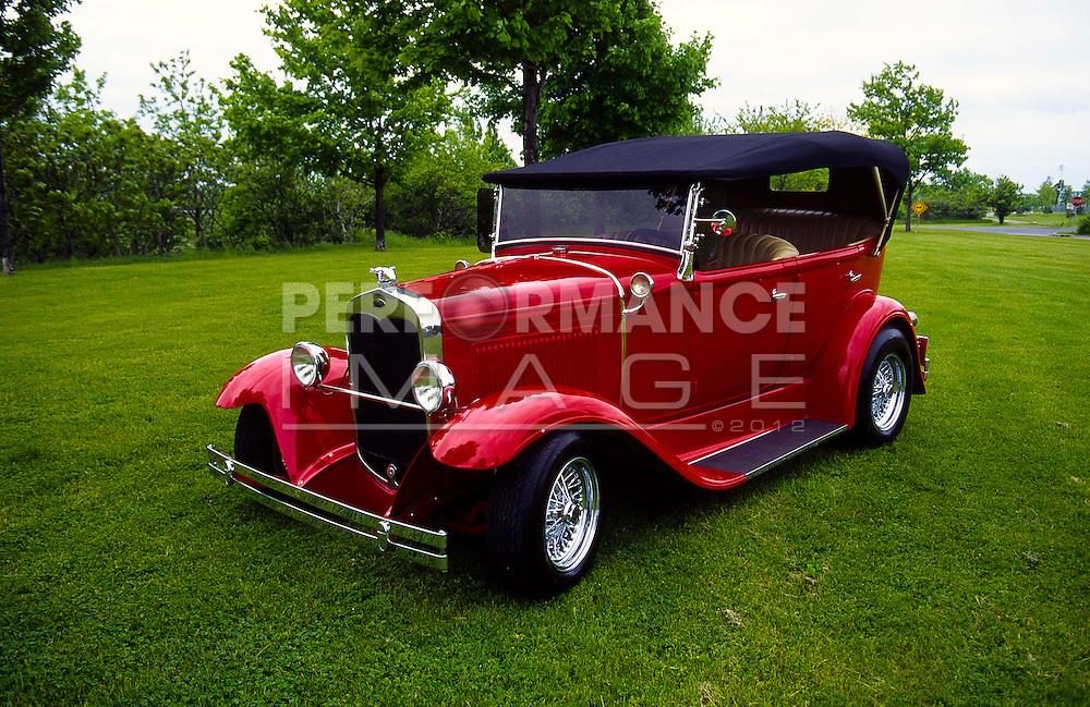1930 Model A Ford Phaeton
