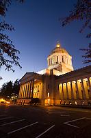 Capitol building, Olympia, Washington.