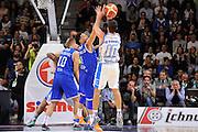 DESCRIZIONE : Beko Legabasket Serie A 2015- 2016 Dinamo Banco di Sardegna Sassari - Enel Brindisi<br /> GIOCATORE : Lorenzo D'Ercole<br /> CATEGORIA : Tiro Tre Punti Three Point Controcampo<br /> SQUADRA : Dinamo Banco di Sardegna Sassari<br /> EVENTO : Beko Legabasket Serie A 2015-2016<br /> GARA : Dinamo Banco di Sardegna Sassari - Enel Brindisi<br /> DATA : 18/10/2015<br /> SPORT : Pallacanestro <br /> AUTORE : Agenzia Ciamillo-Castoria/C.Atzori