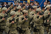 Parata militare della festa della Repubblica Italiana.<br /> 02/06/2016 Roma, Italia