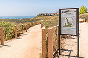 Sea Summit Walking Trail in San Clemente