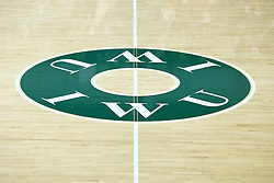 07 December 2016:  Center Court during an NCAA men's division 3 CCIW basketball game between the North Park Vikings and the Illinois Wesleyan Titans in Shirk Center, Bloomington IL