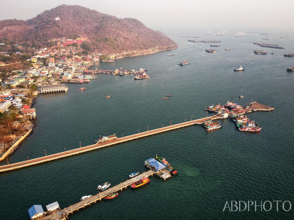DCIM\100MEDIA\DJI_0165.JPG Koh Si Chang island near Si Racha in Chonburi province Thailand