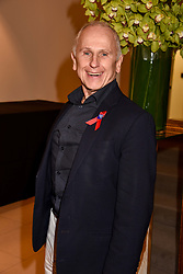 Wayne Sleep at the Terence Higgins Trust Auction 2017 at Christie's, 8 King Street, St.James's, London England. 11 April 2017.