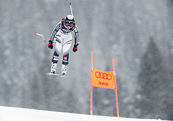 February 8, 2019 - Re, SWEDEN - 190208 Lin Ivarsson of Sweden competes in the women's combination during the FIS Alpine World Ski Championships on February 8, 2019 in re  (Credit Image: © Daniel Stiller/Bildbyran via ZUMA Press)