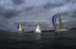 Day two of the Silvers Marine Scottish Series 2016, the largest sailing event in Scotland organised by the  Clyde Cruising Club<br /> Racing on Loch Fyne from 27th-30th May 2016<br /> <br /> GBR1121L, Tangaroa, Eliz & Des Balmforth, CCC, Pronavia 38<br /> <br /> Credit : Marc Turner / CCC<br /> For further information contact<br /> Iain Hurrel<br /> Mobile : 07766 116451<br /> Email : info@marine.blast.com<br /> <br /> For a full list of Silvers Marine Scottish Series sponsors visit http://www.clyde.org/scottish-series/sponsors/