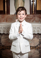 St Catherine of Siena Parish Norwood MA First Communion 2020 1:00 PM on October 17, 2020