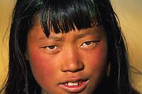 Nepal, Region du Dolpo, Vallée de Do Tarap. // Nepal, Dolpo region, Do Tarap valley.