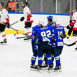 20210515: SLO, Ice Hockey - Beat Covid 19 IIH Tournament, Slovenia vs Austria