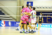 Joie Sete - 20.12.2014 - Paris Volley / Sete - 12eme journee de Ligue A<br /> Photo : Andre Ferreira / Icon Sport