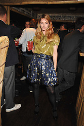 Actress SIENNA GUILLORY at a party to celebrate the launch of Independent (Formerly ICM) held at Mahiki, 1 Dover Street, London W1 on 17th September 2007.<br /><br />NON EXCLUSIVE - WORLD RIGHTS