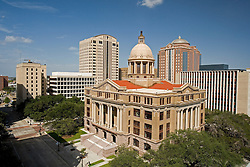 Stock photo of Houston's Historic 1910 Courthouse