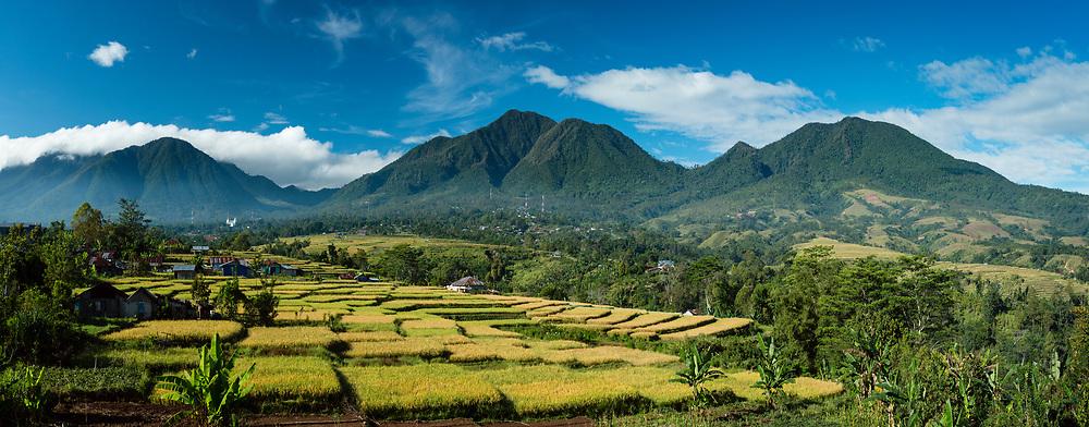 Ruteng, Kabupaten Manggarai, Flores, Nusa Tenggara Timur, Indonesia.