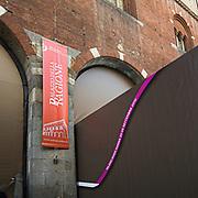 Settimana della moda a Milano settembre 2010. <br /> <br /> Fashion week in Milan september 2010