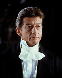 Sir JOHN HURT, CBE (22 January 1940 - 25 January 2017) was an English actor and voice actor whose career spanned six decades. He is know for his roles in: 'A Man for All Seasons' (1966), 'The Elephant Man' (1980), 'Nineteen Eighty-Four' (1984), 'The Hit' (1984), 'Scandal' (1989), 'The Naked Civil Servant' (1975), 'I, Claudius' (1976). and 'Doctor Who: Day of the Doctor' (2013). His character's final scene in 'Alien' has been named by a number of publications as one of the most memorable in cinematic history. He received two Academy Award nominations, a Golden Globe Award and four BAFTA Awards. He was knighted in 2015. PICTURED: Actor JOHN HURT in a scene from the 1990 movie 'Frankenstein Unbound'. (Credit Image: © Twentieth Century Fox/Entertainment Pictures/ZUMAPRESS.com)