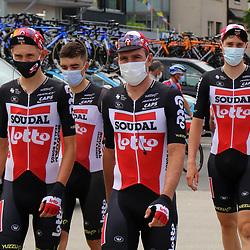 PFAFFNAU (SUI) CYCLING<br /> Tour de Suisse stage 3<br /> <br /> Lotto Soudal