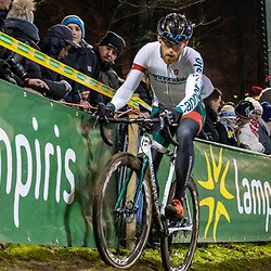 2019-12-29: Cycling: Superprestige: : Finally Stephen Hyde made it to Europe too