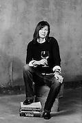 Mary Derby, portrait of a woman Wine Maker in Walla Walla