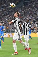 Benedikt Howedes Juventus <br /> Torino 22-04-2018 Allianz Stadium Football Calcio Serie A 2017/2018 Juventus - Napoli Foto Andrea Staccioli / Insidefoto